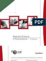 Cartilha_Analise Clinicas e Toxicologicas