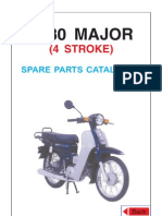Victor Spare Parts Catalogue | Screw | Ignition System