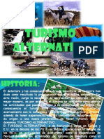 turismo alternativo EQUIPO