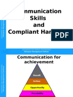 Communication and Complaint