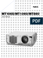 NEC MT860-1