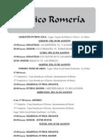 Programa La Yedra 2011