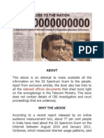 eBook - 2G Spectrum Scam (2011)