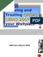 OHSAS 18001 Awareness