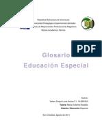 Glosario Lucia Valero