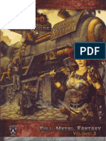 Iron Kingdoms - World Guide