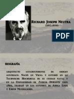 Richard Joseph Neutra