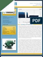 Mdgc Analyst Report