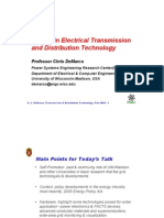 Trends in Electrical Transmission