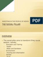 The Social Pillar