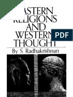 Eastern Religions & Western Thought _Radhakrishanan