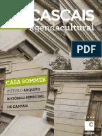 Agenda Cultural nº 52 - Setembro e Outubro 2011