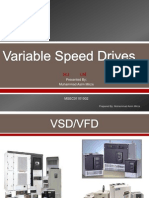 Adjustable Speed Drives