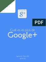 El Plus de Google Plus
