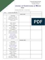 Calendario Wp FEGAN Con Idades 08-09