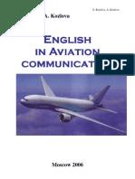English in Aviation Communication