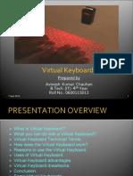 Virtual Keyboard Avi