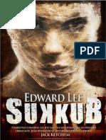 "Edward Lee, ""Sukkub"", Wydawnictwo Replika 2011"