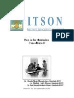 Consultoria (Plan)