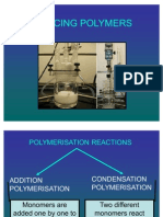 Producing Polymers