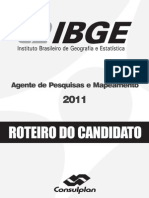 Consulplan_manual Do Candidato Ibge Apm - Brasil - A8874