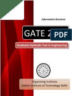 GATE- 2012