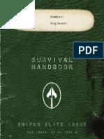Sniper Elite Manual