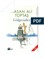 Hasan Ali Toptas-Golgesizler