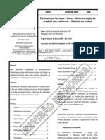 Solos - Determinacao Do Modulo de Resiliencia - VERSAO DEFIN
