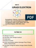 7141 BAB III Konfigurasi Elektron