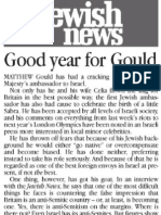 Good Year for Gould