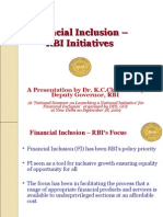 DG KCC Presentation-RBI Initiatives