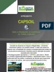 CAPSOIL Impermeabilizante para controle de erosão