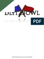 Blitzbowl - Design Document 0.9
