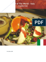 Food of the World - Italy