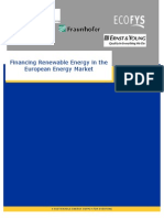 2011 Financing Renewable