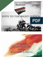 Election Awareness