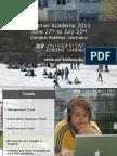 Koblenz Summer Academy 2011