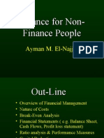 Finance for Non-Finance People