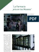 4 Farmacia veterinaria museos
