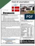 Denmark Aarhus Journalism