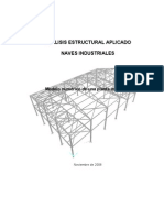 Análisis Estructural Naves Industriales