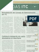 Boletín del Instituto Tecnológico de Canarias (agosto 2005)