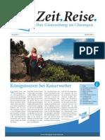 Zeit.Reise. | Ausgabe 07/2011