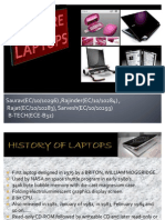 Future Laptops