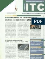 Boletín del Instituto Tecnológico de Canarias (diciembre 2002)