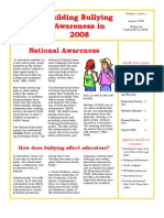 Trevor Romain Educator Newsletter - August 2008