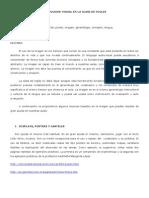 El Lenguaje Visual en La Clase de Ingles