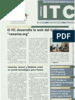 Boletín del Instituto Tecnológico de Canarias (mayo-junio 2003)