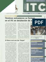 Boletín del Instituto Tecnológico de Canarias (julio-agosto 2003)